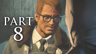 Batman Arkham Origins Gameplay Walkthrough Part 8 - Gordon