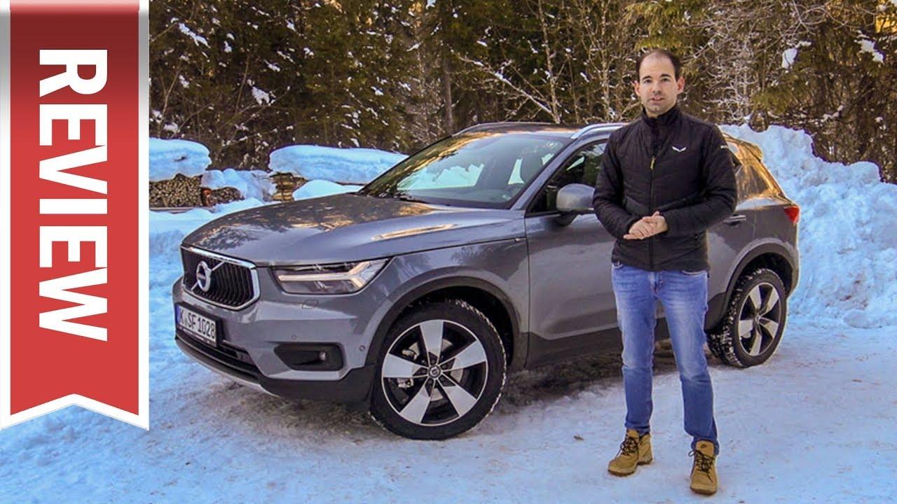 Neuer Volvo XC40 D4 AWD (2018): Fahrbericht, Test ...