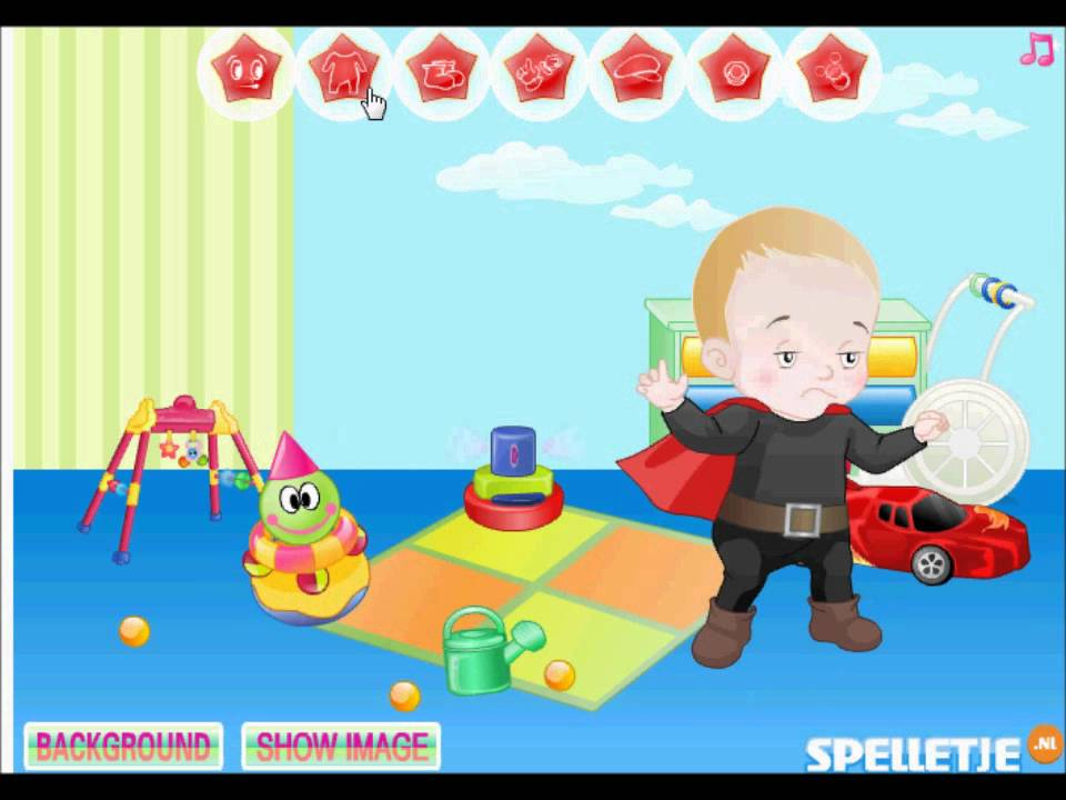 Little Boy Dress Up Baby Game Tessagames Co Uk Youtube