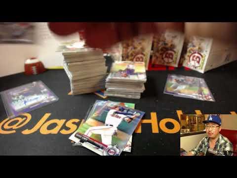 Tu, 12/19/17 [4Box RT] #21 – 2017 Bowman Draft MLB Baseball