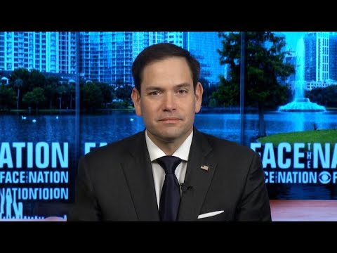 Rubio reserving judgment on Trump's alleged connection to Cohen case