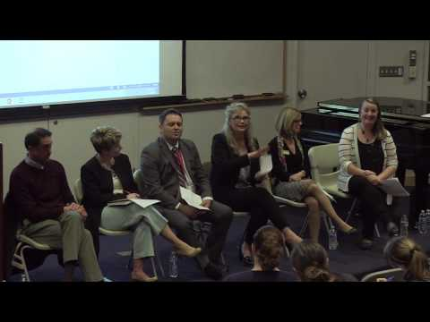 School of Education: Job Search Panel