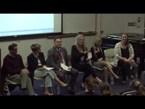 School Of Education: Job Search Panel