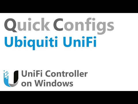 ubiquiti controller windows server 2012