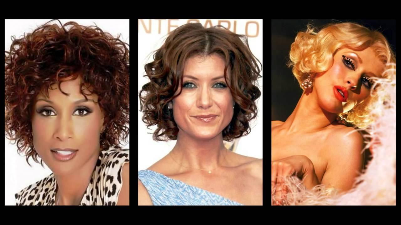 ded475145589 Korte frisurer til kvinder 2015 - YouTube