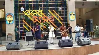 Miles  Firiye Dao amp; Jala Jala Cover by PIN CODE at North South University