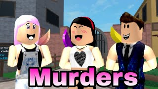 ROBLOX: TODAY is the DAY OF the MURDERS 😂! (Murder Mistery)