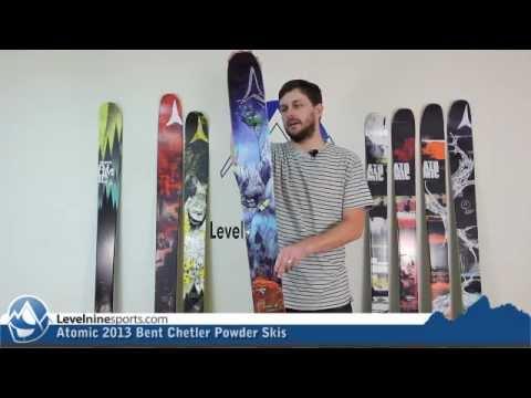 Atomic 2013 Bent Chetler Powder Skis