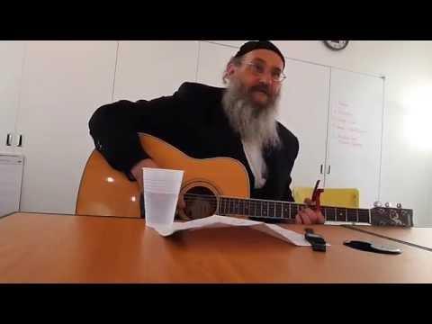 Peace of Mind: Musical Meditation with Rabbi Yitzchak Schwartz