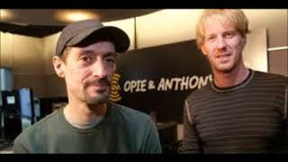 Opie Visits Anthony's Mansion