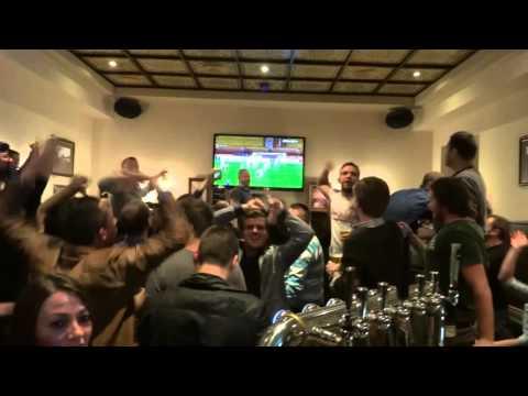 Ma Nolans, Irish Pub, Nice, Monaco-Anderlecht 0-1