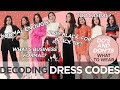 Dresscode Tutorial (What To Wear) | Camille Co