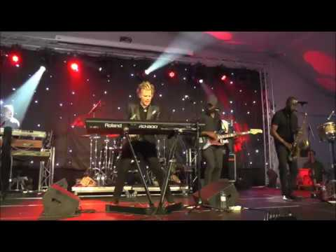 Play That Funky Music  Brian Culbertson at 2 Algarve Smooth Jazz Festival 2017
