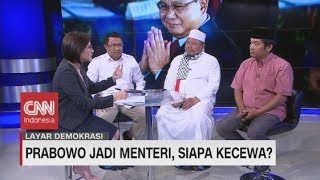 Kecewa! PA 212 Sayangkan Prabowo Jadi Menteri #LayarDemokrasi