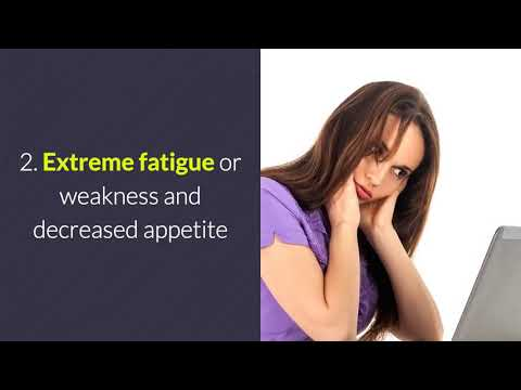 Signs and Symptoms of Diabetic Ketoacidosis - Symptoms of diabetic coma