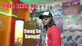 Swag Se Swagat Song Dance Choreography | Tiger Zinda Hai | Salman Khan | Katrina Kaif