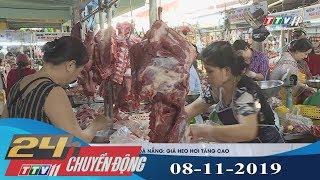 Tây Ninh TV | 24h Chuyển động 08-11-2019 | Tin tức ngày hôm nay