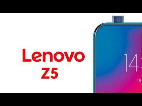 Lenovo Z5 Camera, Features, Specs, First Look, Trailer, Design - The Lenovo Bezelless Flagship(2018)