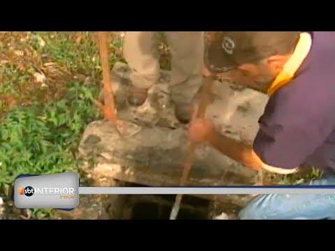 Cetesb acompanha o caso de vazamento de esgoto em Potirendaba