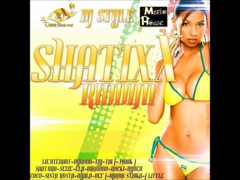 MEGAMIXX SHATIXX RIDDIM 2012- DJ SKY DJ GLAD'