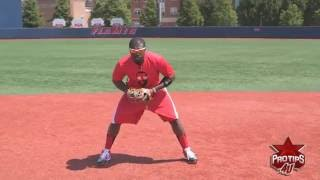 How to Fundamentally Field a Ground Ball with Brandon Phillips