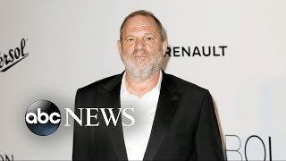 2 new women accuse Harvey Weinstein of sexual assault