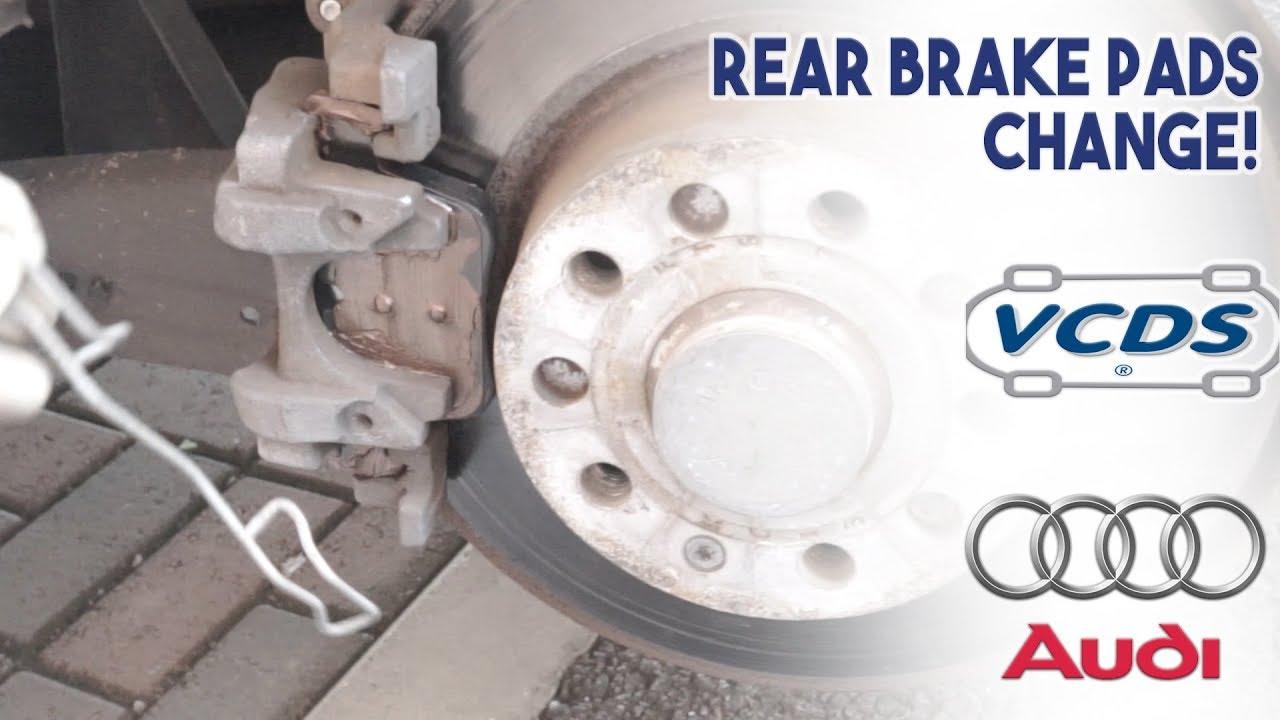 Rear Brake Pads For Audi A1 1.2 TFSI 1.4 TFSI 1.6 TDI