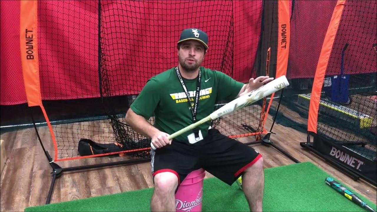 2019 Louisville Slugger LXT Fastpitch Softball Bat Review -9 -10 -11 -12