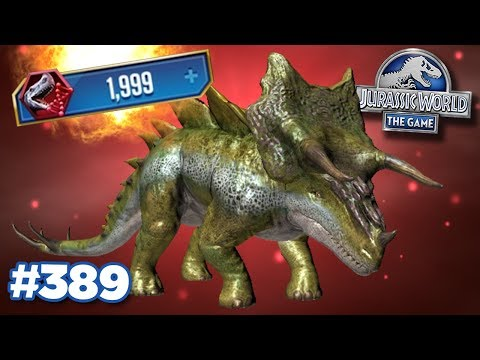 I WAS SO CLOSE!!! | Jurassic World - The Game - Ep389 HD