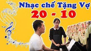 Nhạc Chế Tặng Vợ ngày 20-10   Chế Tv