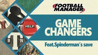 FM18 | Gamechanger What if I managed Spinderman's Save on Football Manager 2018