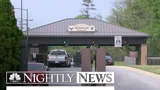 U.S. Military Bases Raise Security Level Over ISIS Threat | NBC Nightly News
