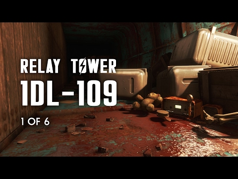 Relay Tower 1DL-109 - Distress Signal, Garbled Radio Beacon, and the Boston City Works Beacon