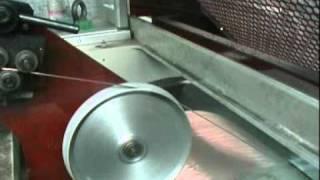 Омедненная сварочная проволока. (Арсил)(Видеосюжет о производстве на заводе Межгосметиз Мценск омедненной сварочной проволоки. Этапы производств..., 2011-08-31T11:36:08.000Z)