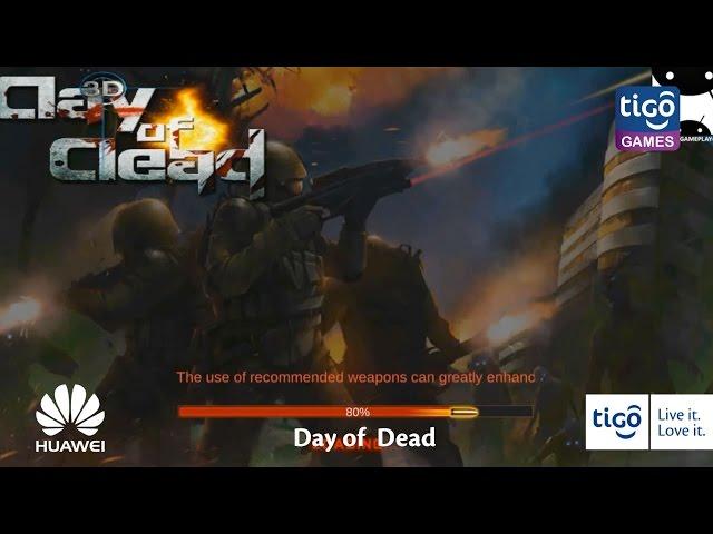 Cheza 'Day of Dead' sasa kwenye Tigo Games!