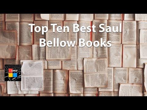 Top Ten Best Saul Bellow Books