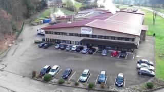 FIRMEN-CLIP, Industriebeispiel mit Drohne, 005