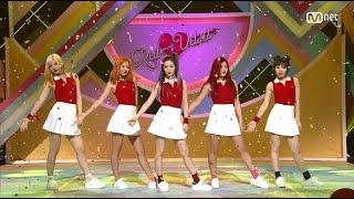 Gambar cover Red Velvet「Russian Roulette」(2016年9月8日放送「M COUNTDOWN」)