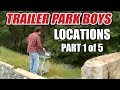 watch he video of Trailer Park Boys Filming Locations Part 1