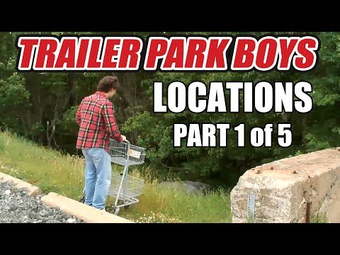 Trailer Park Boys Filming Locations Part 1 - YouTube