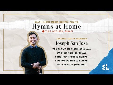 Hymns at Home - Joseph San Jose