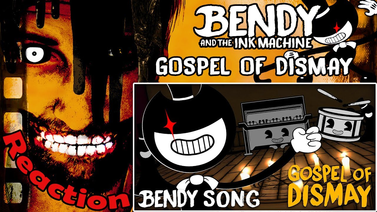 Gospel Of Dismay Bendy And The Ink Machine Chapter 2 Song By
