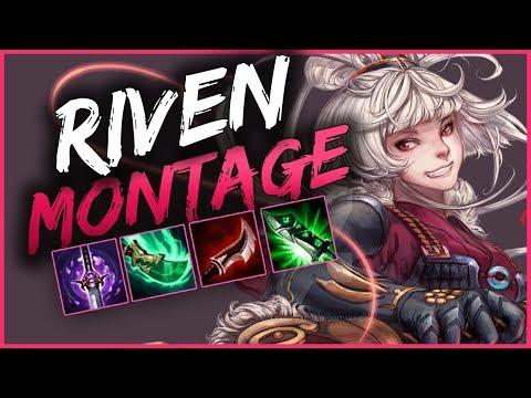 Riven Montage 8 - Best Riven Plays 2019 - League of Legends Mp3
