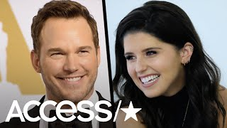 Chris Pratt Joins Rumored Girlfriend Katherine Schwarzenegger's Family For Dinner | Access