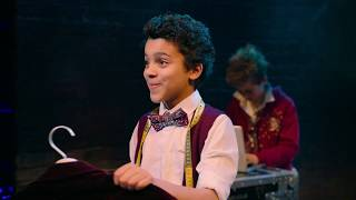 School of Rock the Musical Trailer  | LW Theatres