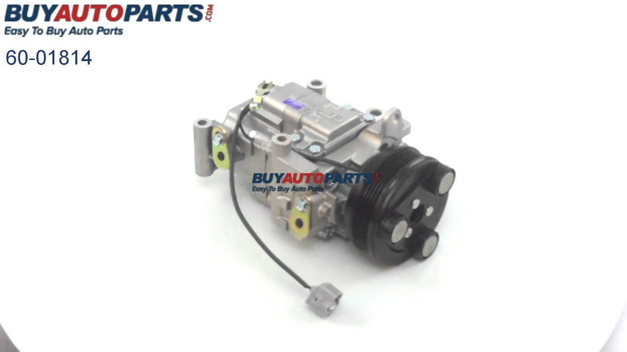 Mazda ac compressor for mazda 3 and mazda 5