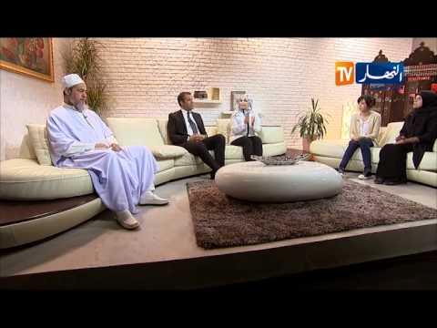 Foundation Director Carolyn Perry on Algerian TV Part 1