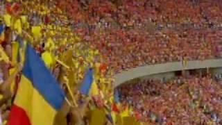 Romania - France 0-0 ( Intonarea Imnurilor )
