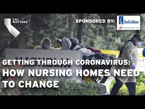 Watch at 1 p.m.: How nursing homes need to change