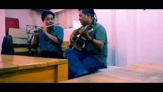 TÌNH CA DU MỤC - Sáo Nsut Đinh Linh | Bản hòa tấu cảm xúc tuyệt vời! Âm nhạc Nga